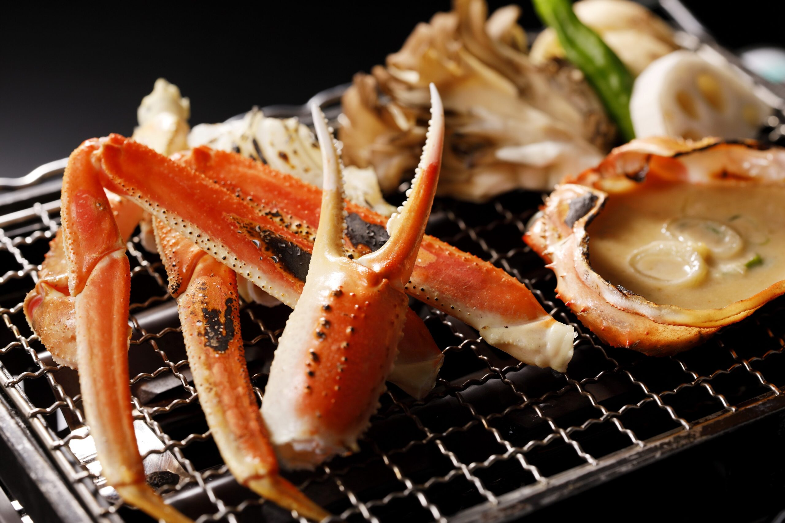 〈期間限定〉北陸の味覚!絶品「蟹」夕食コースと朝食付きプラン【1泊2食付】